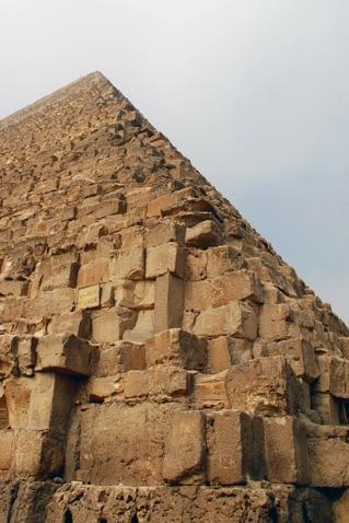 Bauzeit Cheops Pyramide
